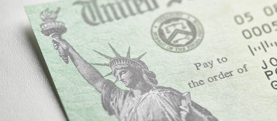 Stimulus Checks and Divorce
