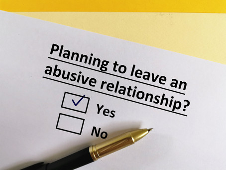 Divorce and Abuse: 5 Tips to Stay Safe
