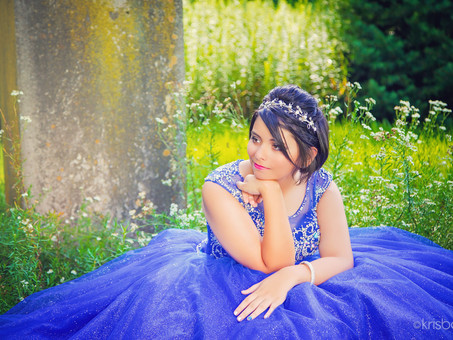 Beautiful Alexia... {the dress shoot}
