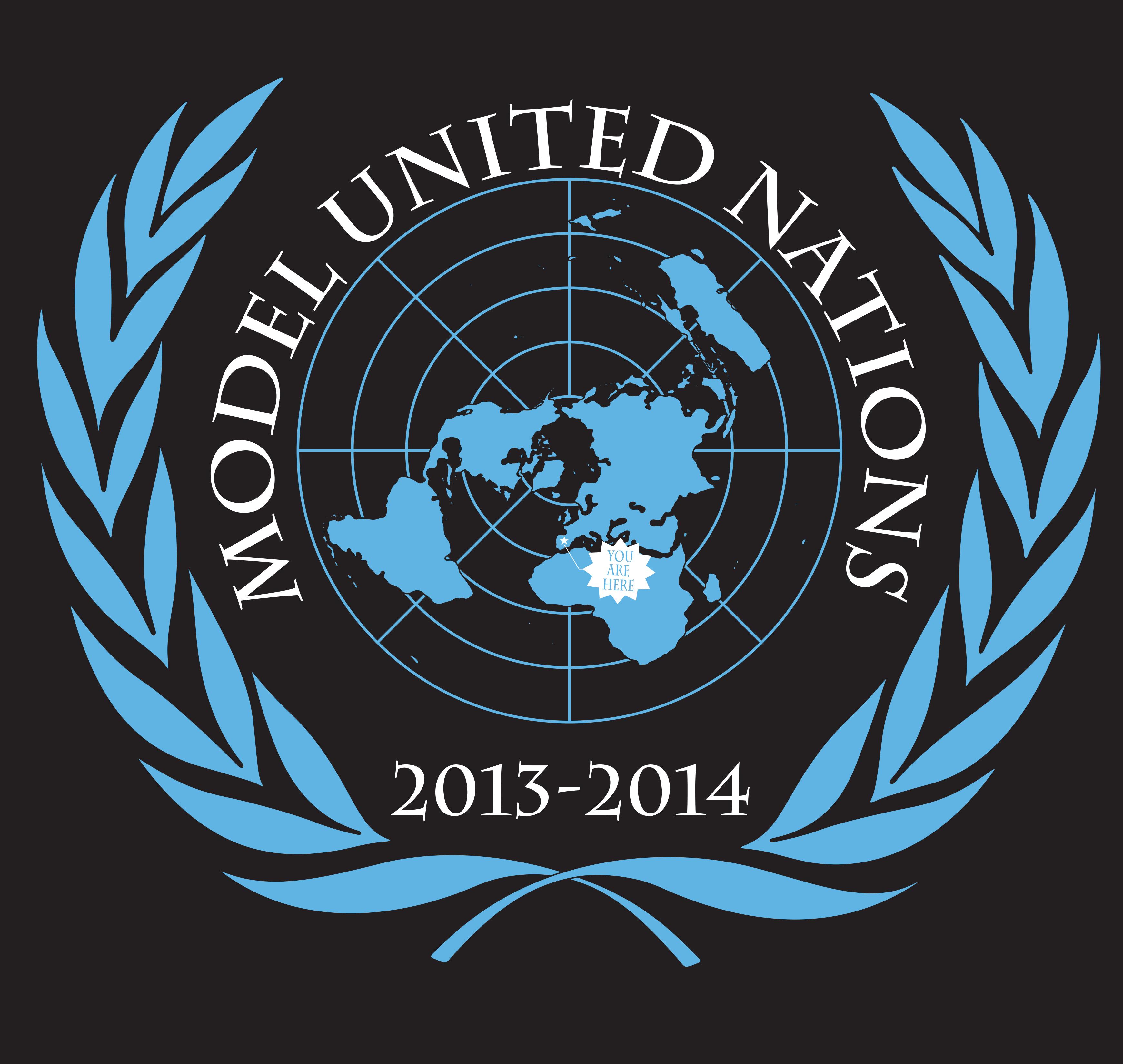 Model UN Tshirts_w