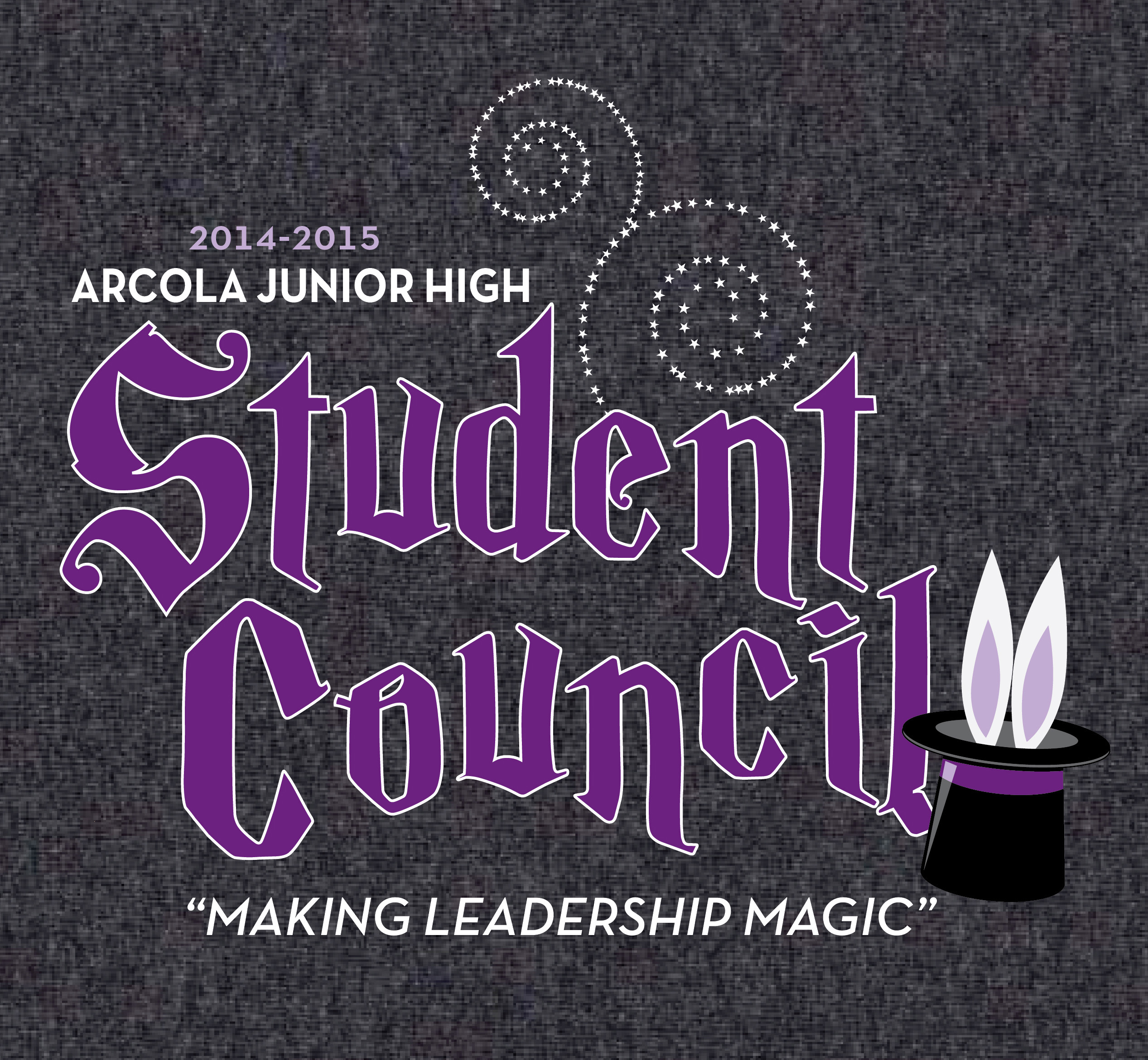 AJHS Student Council 2014_front