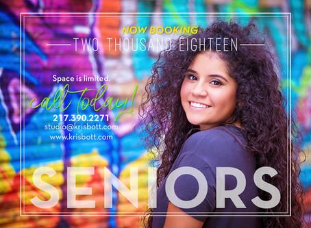Calling All Class of 2018 Seniors!