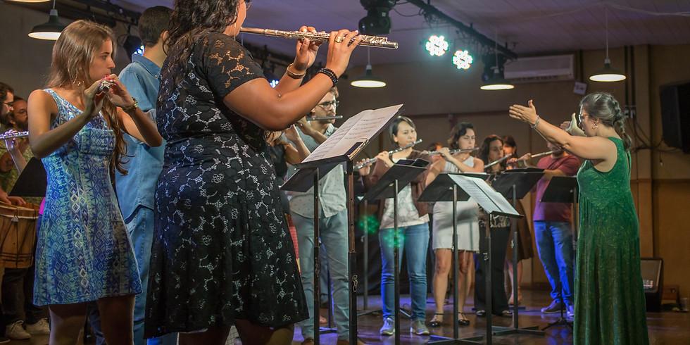 Encerramento do I Festival de Flautistas - Diana Mota