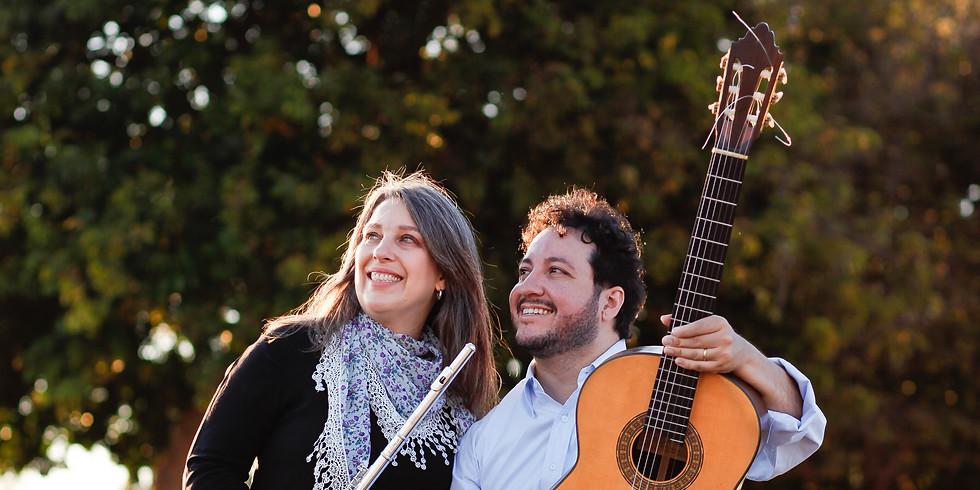 Duo Diana Mota e Álvaro Henrique
