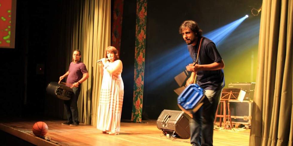 Oficina de Percussão com Renato Vieira