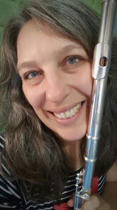 Levando a vida na flauta