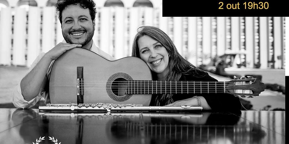 Recital Duo diana Mota e Alvaro Henrique