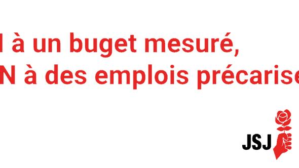 OUI au budget de Delémont !