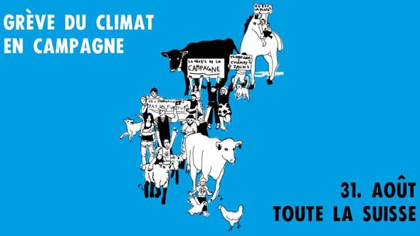 31 août : Une « descente aux Enfers » pour la dignité des paysan·ne·s et la justice climatique
