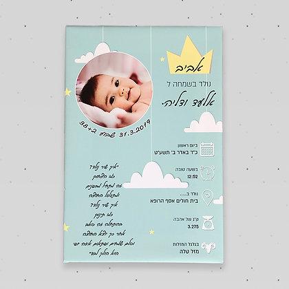 תעודת לידה לנולד