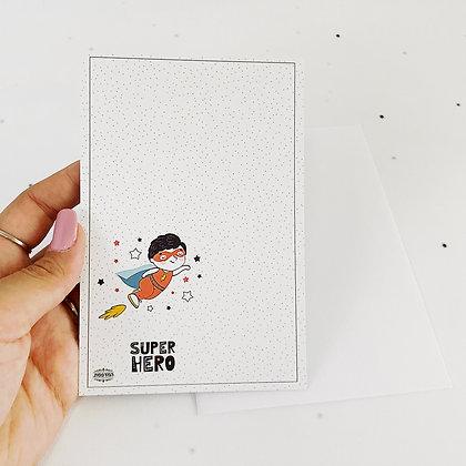 כרטיס ברכה סופר בוי