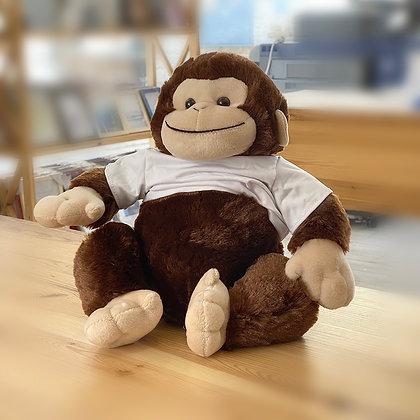 בובת קוף קטנה