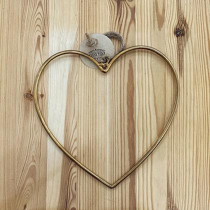 לב זהב גדול