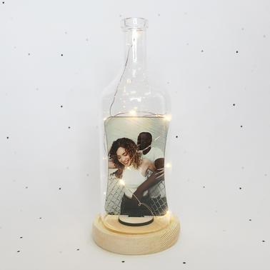 כיפת זכוכית בקבוק