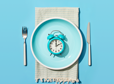 Thinking Fast: The Benefits of Intermittent Fasting on Your Stress Levels
