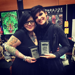 Seattle Tattoo Expo 2015