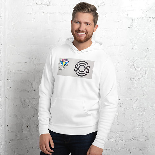Diamond S.O.S hoodie
