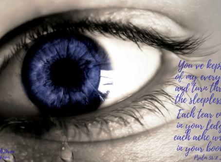 The sacredness in tears