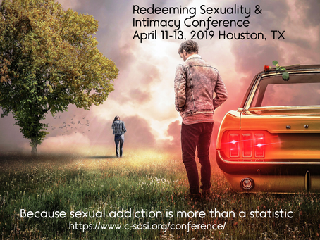 Because sexual addiction is more than a statistic