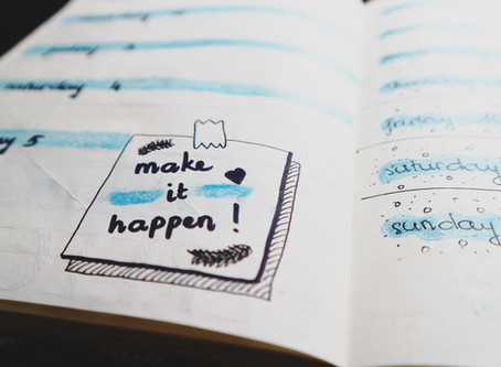 Giving ourselves permission to shift from Plan A