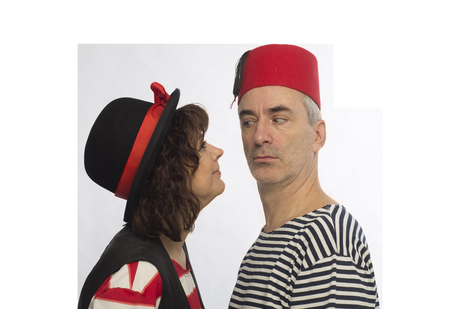 Magda Reifová a Petr Vacek