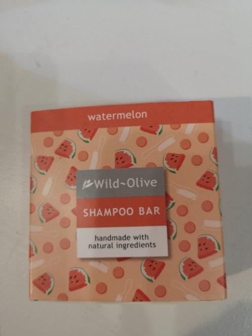 Watermelon Shampoo Bar