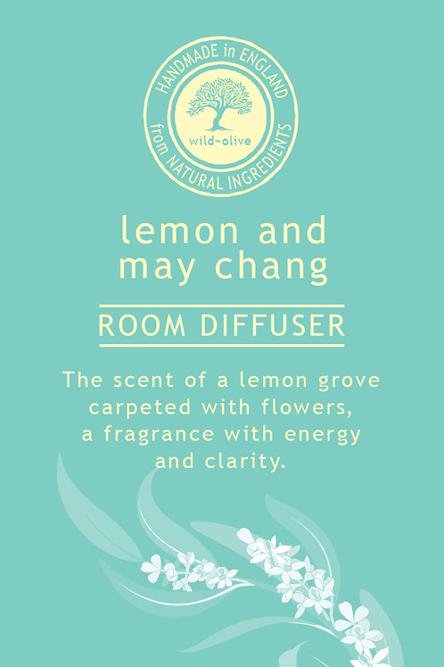 Lemon and Maychang Small Room Diffuser