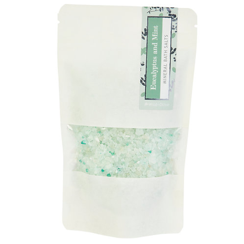 Eucalyptus and Mint Salt Refill