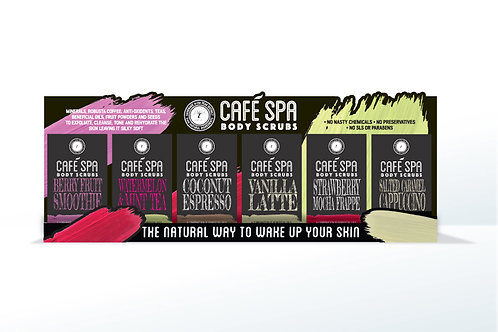Cafe Spa Collection