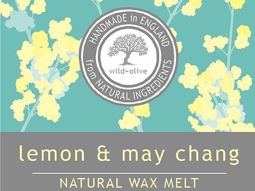Lemon And MayChang Wax Melt