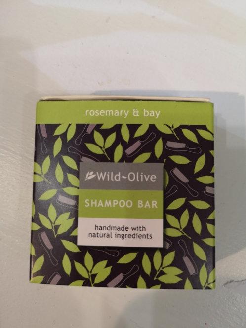 Rosemary and Bay Shampoo Bar
