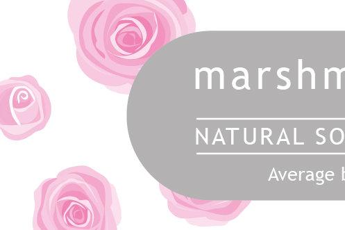 Marshmallow Rose Small Dotty Tin