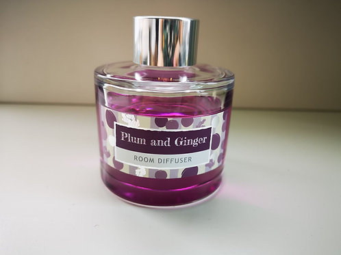 Plum and Ginger