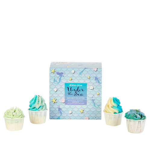 Under the Sea Bath Melt Collection