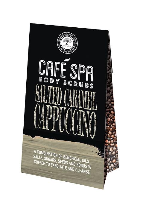 Salted Caramel Cappuccino