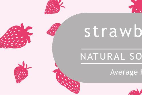 Strawberry Fizz Small Dotty Tin