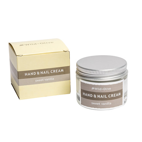 Sweet Vanilla Hand Cream