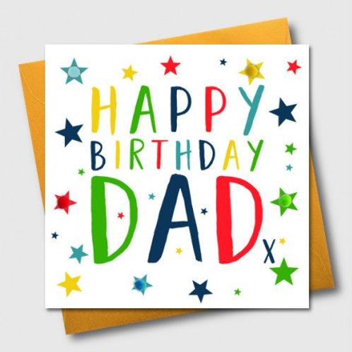 POM POM HAPPY BIRTHDAY, DAD