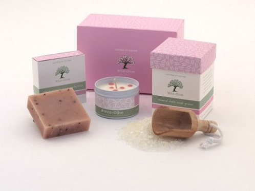 Tuberose and Jasmine Luxury Spa