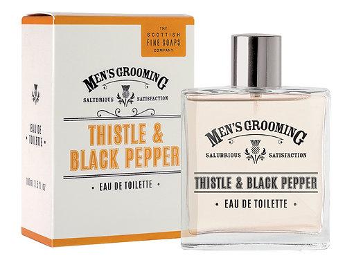 Thistle & Black Pepper Eau de Toilet