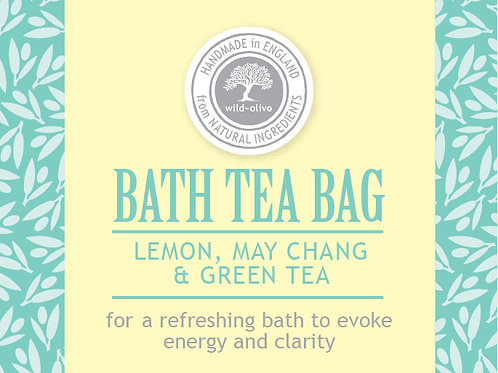 Lemon and Maychang and Green Tea