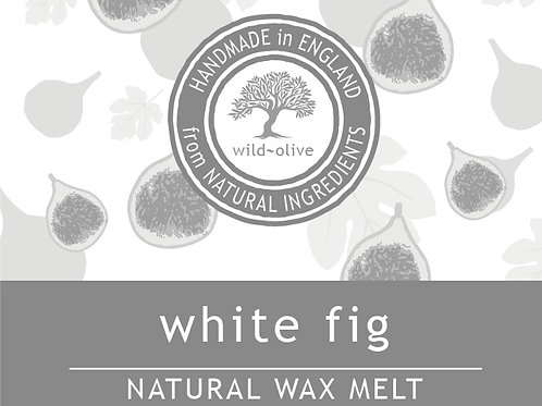 White Fig Wax Melt