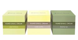 hand cream visuals flat