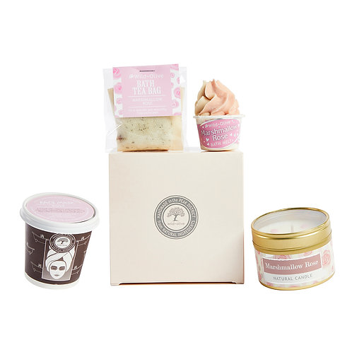 Marshmallow Pamper Party