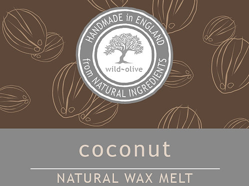 Coconut Wax Melt