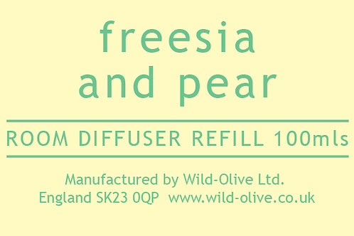 Freesia and Pear Refill