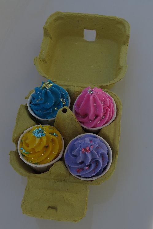 Sparkle Bath Melt Collection