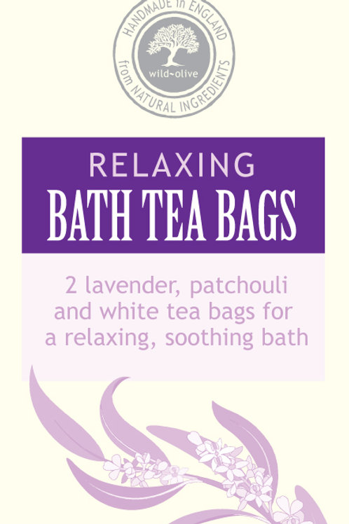 Relaxing Tea Bag Pouch