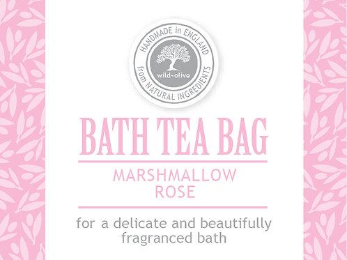 Marshmallow Rose