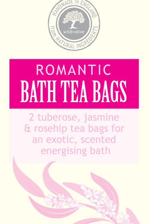 Romantic Tea Bag Pouch